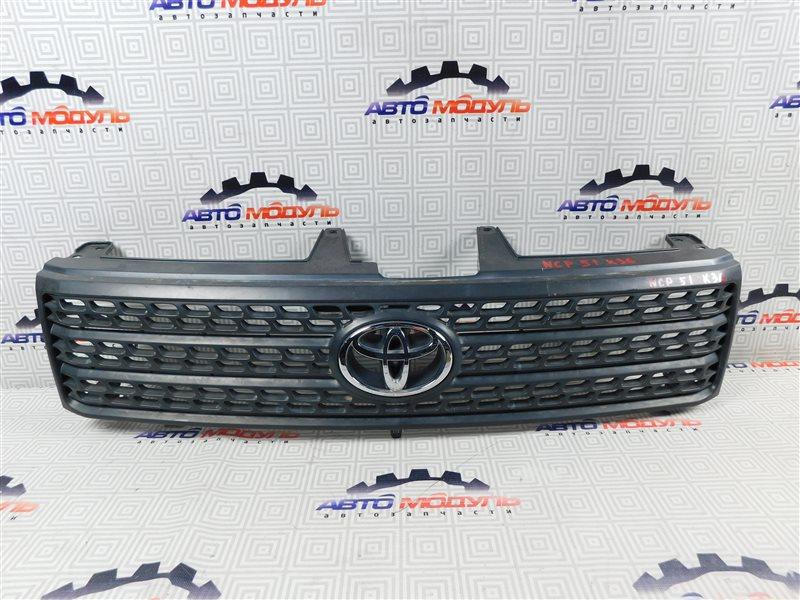 Решетка радиатора Toyota Probox NCP51-0259558 1NZ-FE 2011