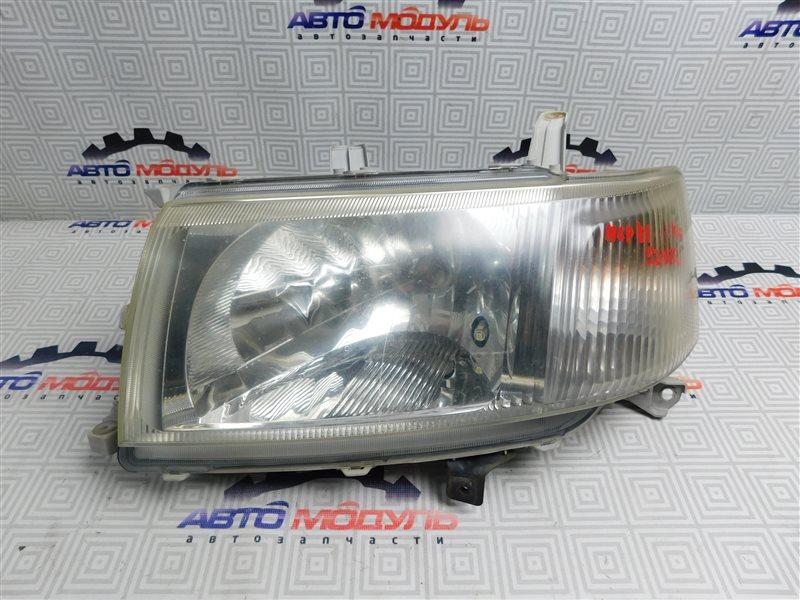 Фара Toyota Probox NCP51-0259558 1NZ-FE 2011 левая