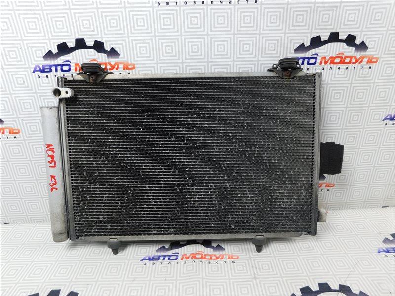 Радиатор кондиционера Toyota Probox NCP51-0259558 1NZ-FE 2011