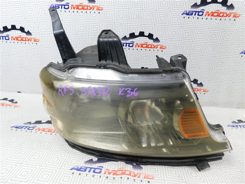 Фара Honda Step Wagon RF5-1107085 K20A правая