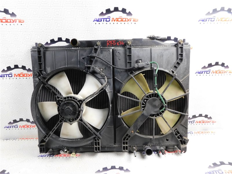 Радиатор основной Honda Step Wagon RF5-1107085 K20A