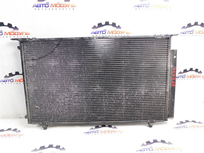 Радиатор кондиционера Honda Step Wagon RF5-1107085 K20A