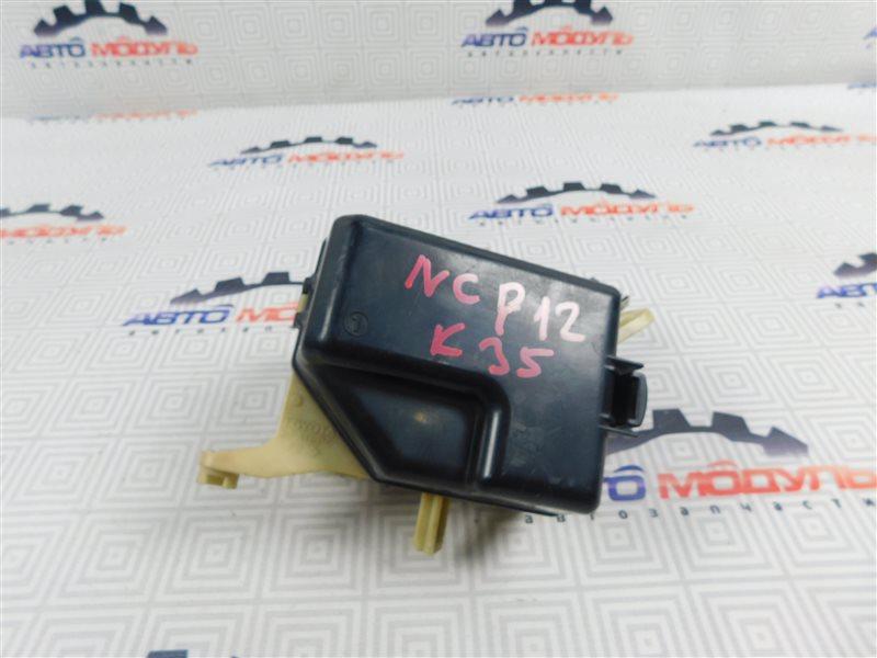Блок предохранителей Toyota Platz NCP12-0041569 1NZ-FE 2000