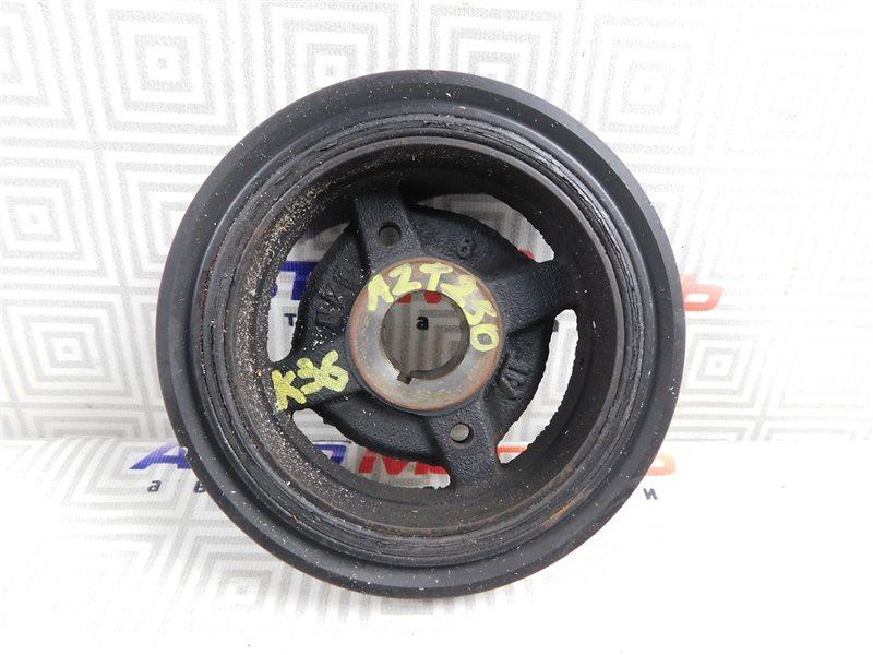 Шкив коленвала Toyota Avensis AZT250-0014000 1AZ-FSE 2004
