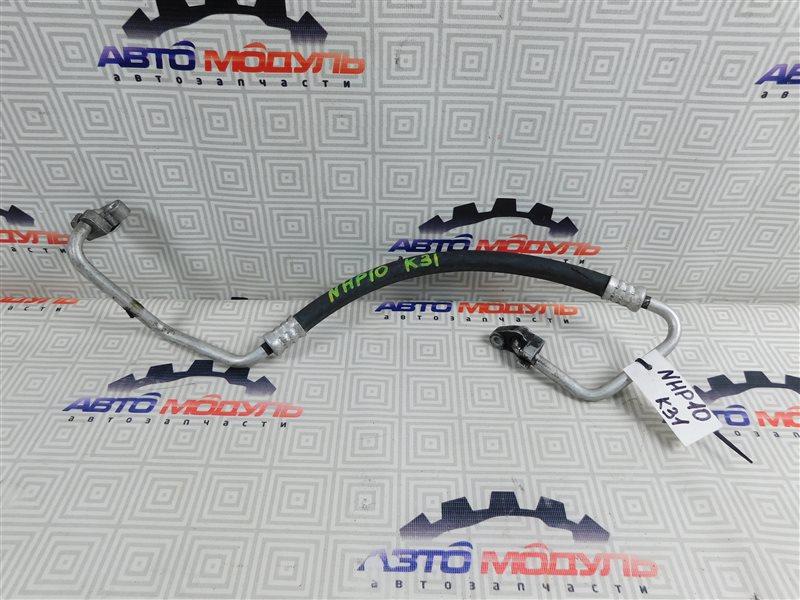 Трубки кондиционера Toyota Aqua NHP10 1NZ-FXE