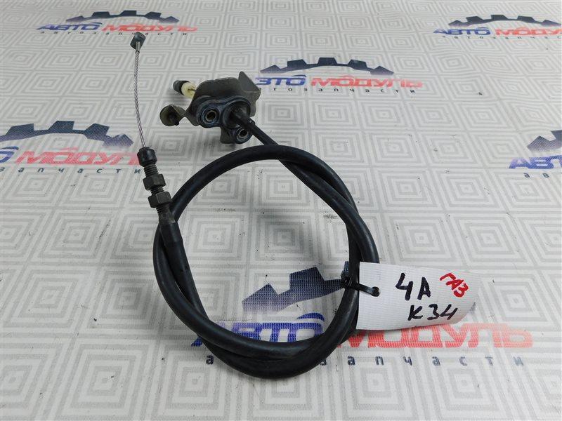 Тросик газа Toyota Corolla Spacio AE111-6120547 4A-FE 1999