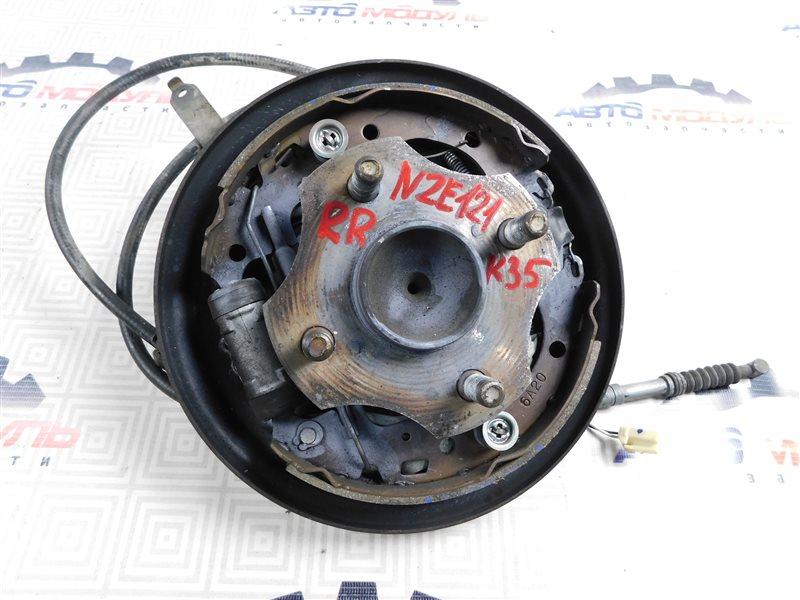 Ступица Toyota Allex NZE121-0388102 1NZ-FE 2006 задняя правая