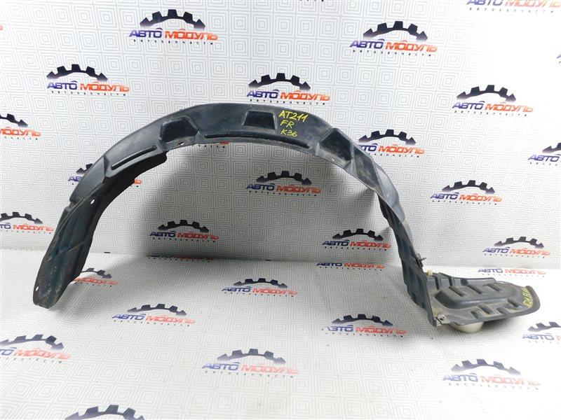 Подкрылок Toyota Carina AT211-6065783 7A-FE 2000 передний правый