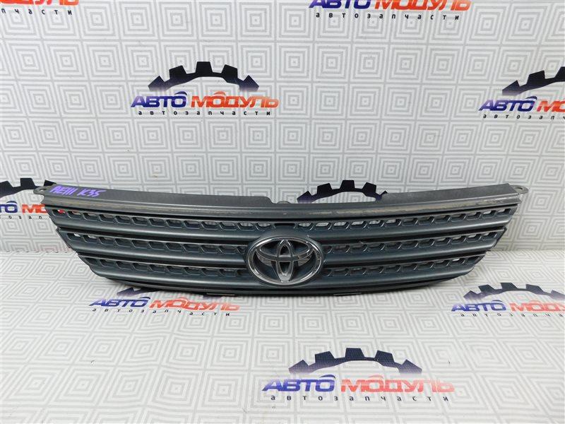 Решетка радиатора Toyota Corolla Spacio AE111-6120547 4A-FE 1999