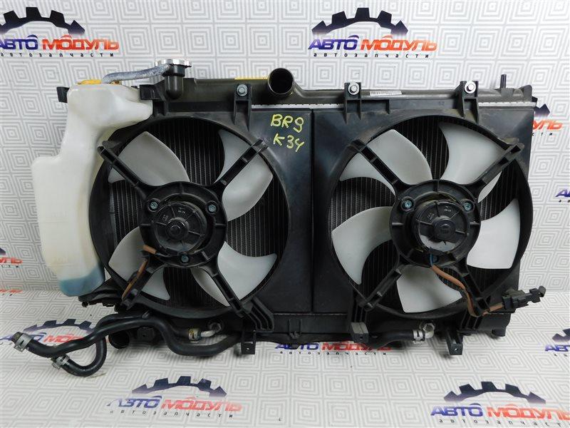 Радиатор основной Subaru Legacy BR9-007335 EJ253 2009