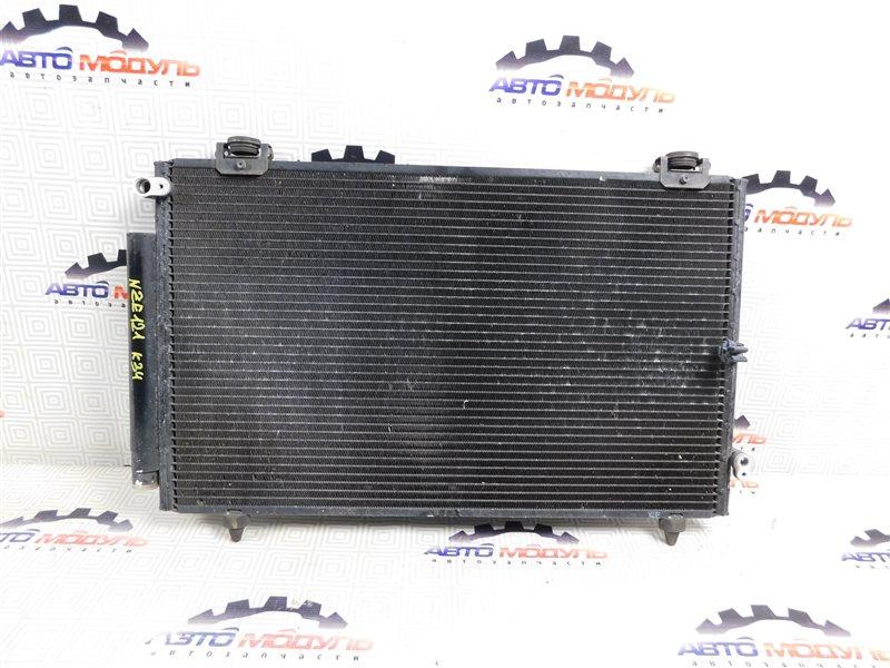 Радиатор кондиционера Toyota Corolla Runx NZE121-5071169 1NZ-FE 2003