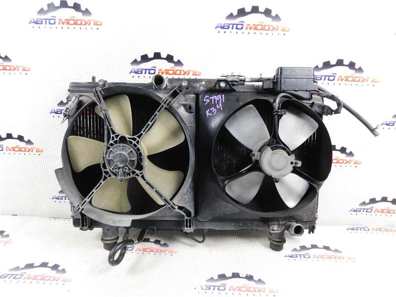 Радиатор основной Toyota Caldina ST191-4039168 3S-FE 1996
