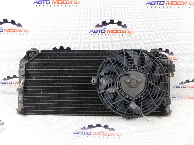 Радиатор кондиционера Toyota Sprinter AE110-7010805 5A-FE 1996