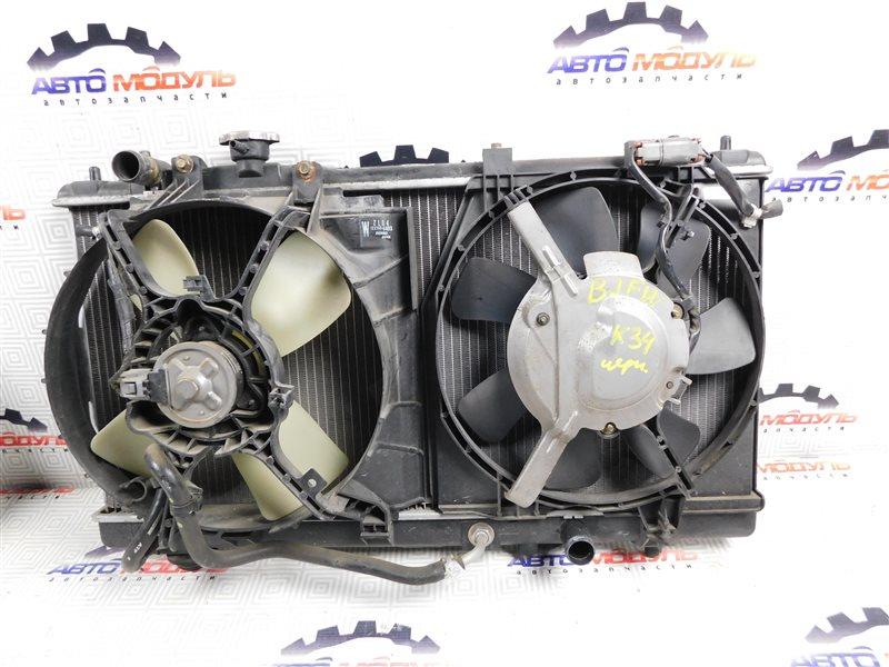Радиатор основной Mazda Familia S-Wagon BJFW-300316 FS 2002