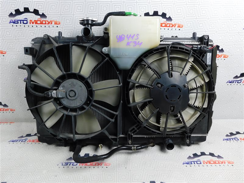 Радиатор основной Suzuki Sx4 YB41S-200024 J20A 2008
