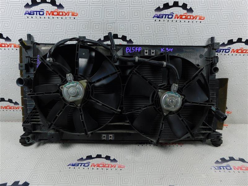 Радиатор основной Mazda Axela BL5FP-102192 ZY-VE 2009