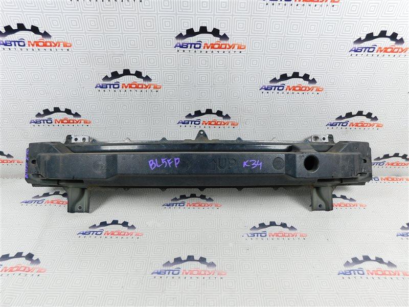 Усилитель бампера Mazda Axela BL5FP-102192 ZY-VE 2009 передний
