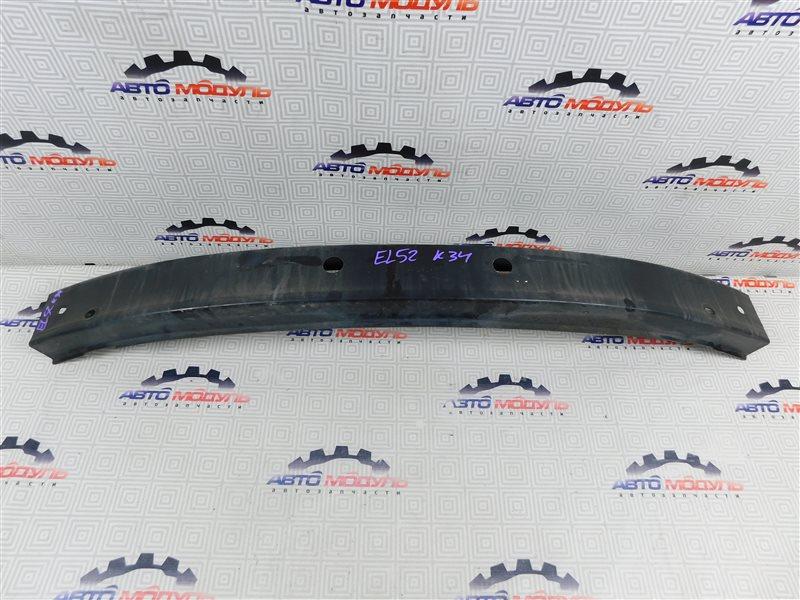 Усилитель бампера Toyota Cynos EL52-0001387 4E-FE 1995 передний