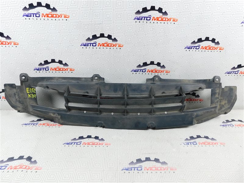 Защита бампера Toyota Cynos EL52-0001387 4E-FE 1995 передняя