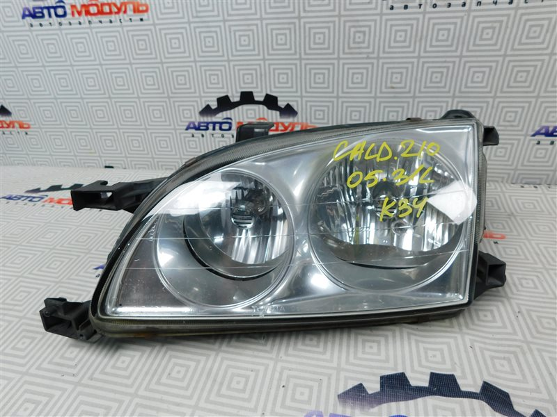 Фара Toyota Caldina ST210-4002125 3S-FE 1997 левая
