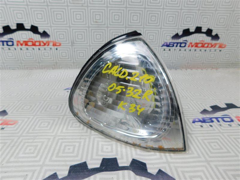Габарит Toyota Caldina ST210-4002125 3S-FE 1997 правый