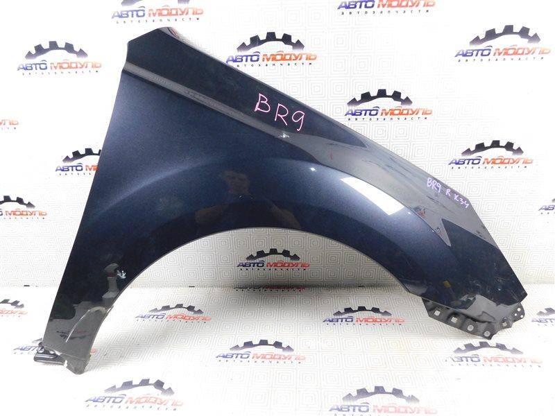 Крыло Subaru Legacy BR9-007335 EJ253 2009 переднее правое