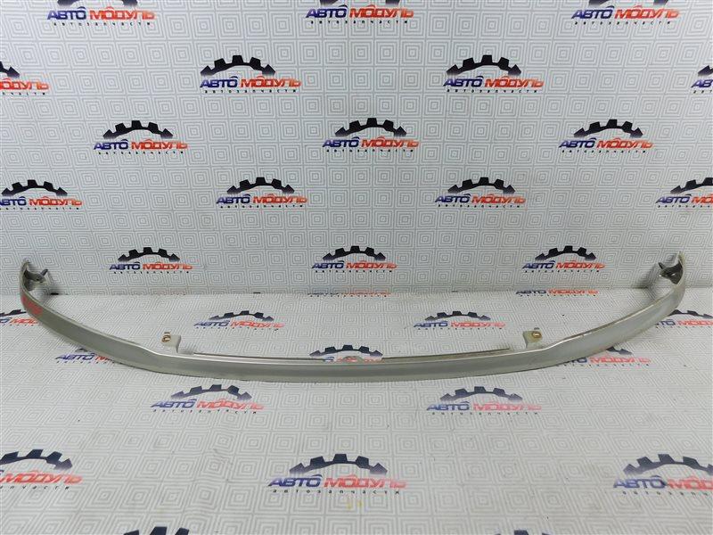 Планка под фары Toyota Probox NCP58-0022872 1NZ-FE 2003 передняя