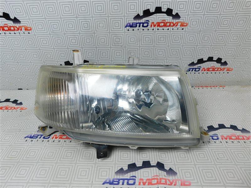 Фара Toyota Probox NCP58-0022872 1NZ-FE 2003 правая