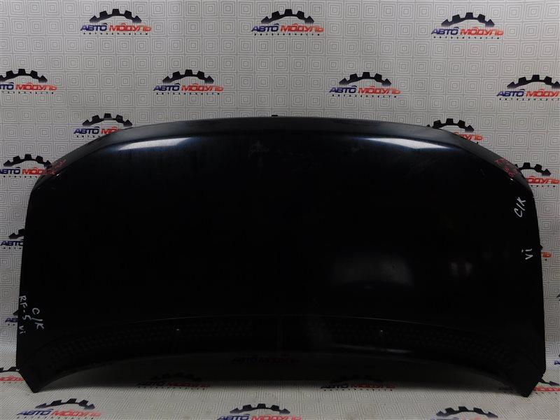 Капот Honda Step Wagon RF5-1107085 K20A