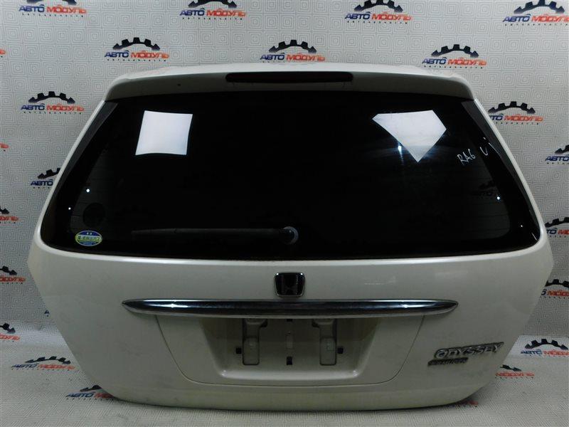 Дверь 5-я Honda Odyssey RA6-1063211 F23A задняя