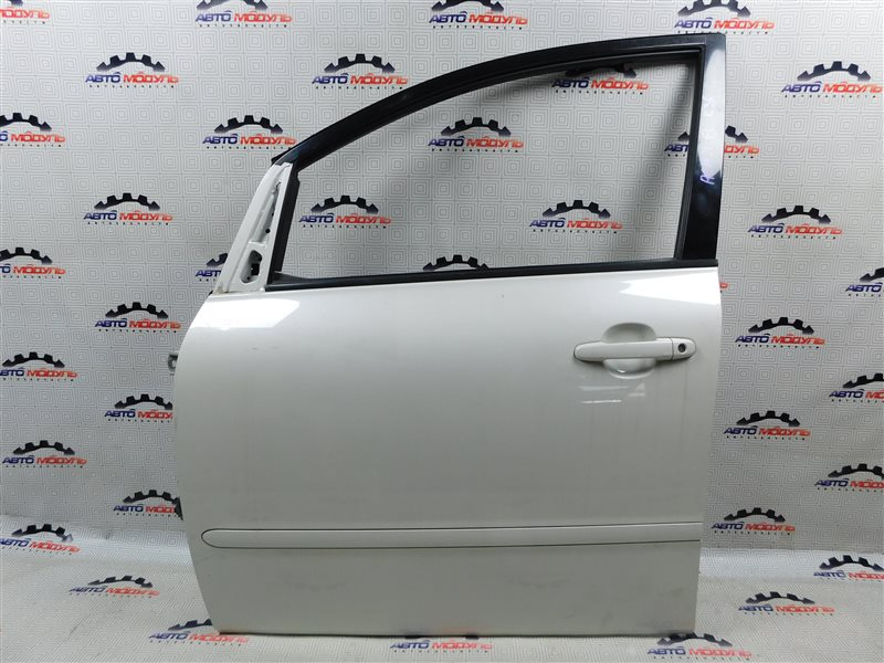 Дверь Toyota Ipsum ACM21-0053493 2AZ-FE 2005 передняя левая