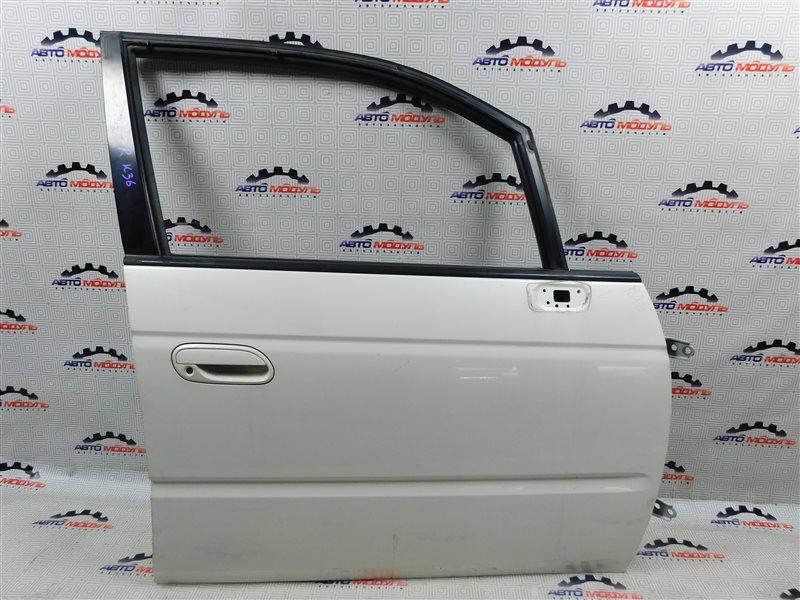 Стекло двери Honda Odyssey RA6-1063211 F23A переднее правое
