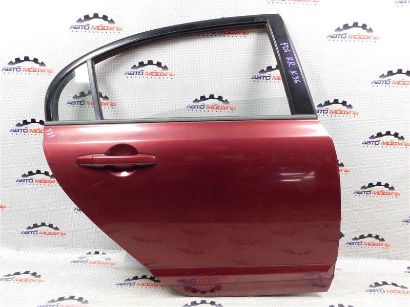 Дверь Honda Civic FD1-1002270 R18A 2006 задняя правая