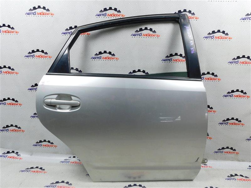 Дверь Toyota Prius NHW20-0067499 1NZ-FXE 2004 задняя правая