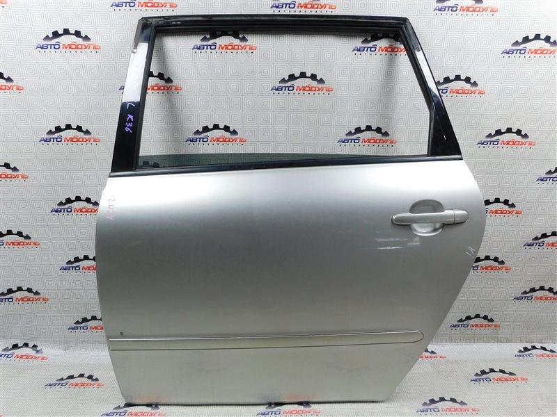 Дверь Toyota Ipsum ACM21 задняя левая