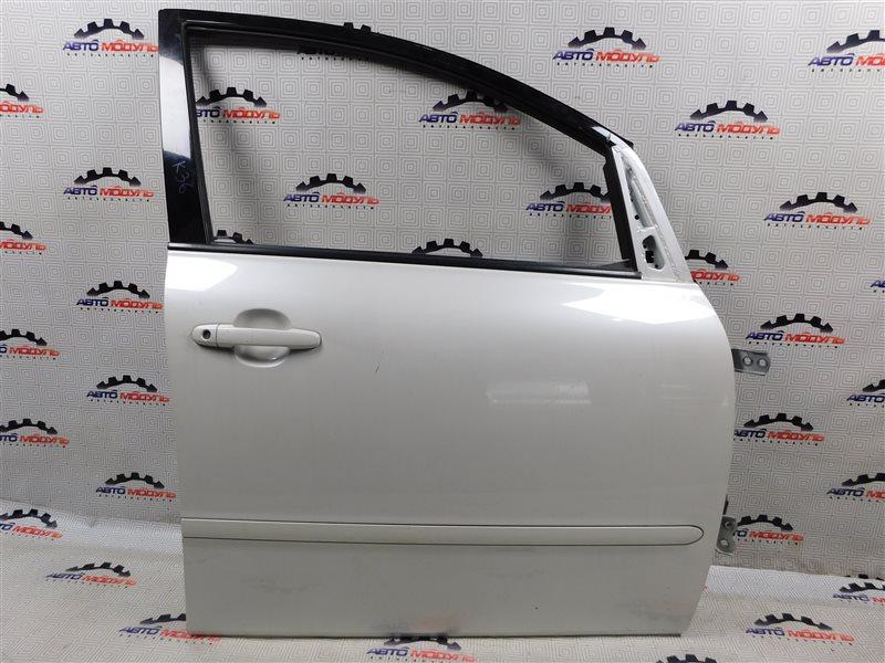 Дверь Toyota Ipsum ACM21-0053493 2AZ-FE 2005 передняя правая
