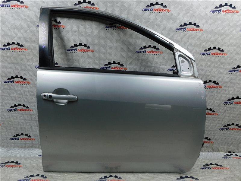 Дверь Toyota Ist NCP60-0238673 2NZ-FE 2006 передняя правая