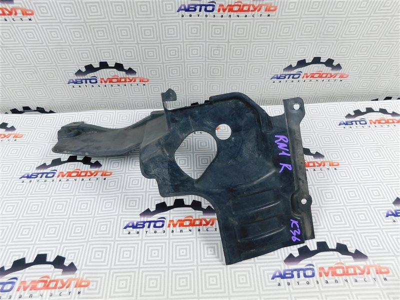 Защита двигателя Honda Stream RN1-2100054 D17A передняя правая