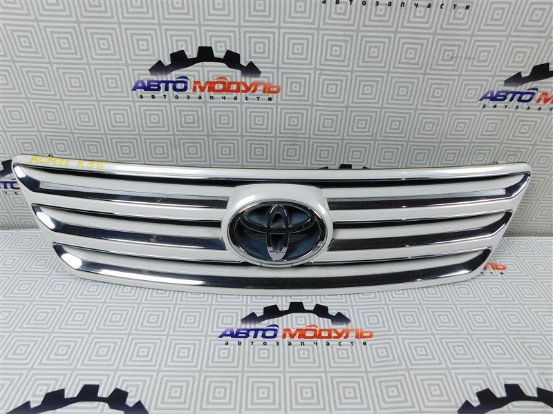 Решетка радиатора Toyota Ipsum ACM21-0053493 2AZ-FE 2005