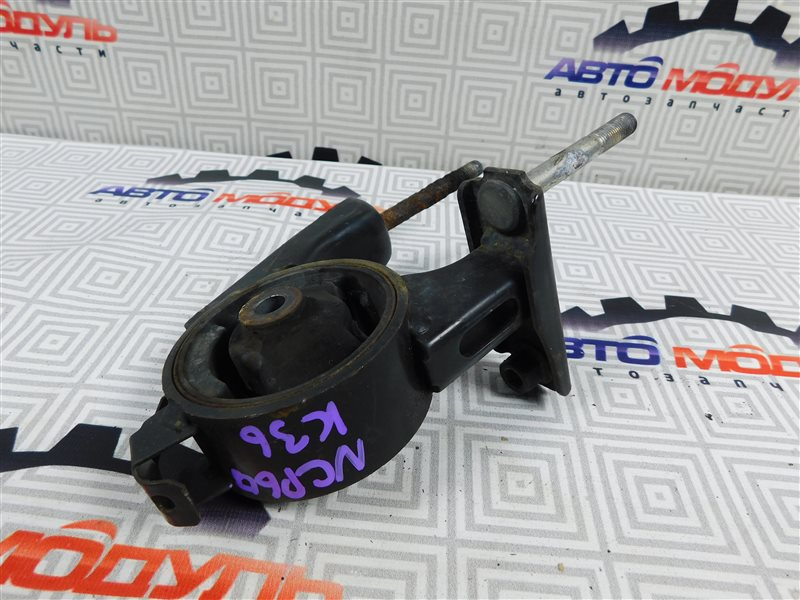 Подушка двигателя Toyota Ist NCP60-0238673 2NZ-FE 2006 задняя