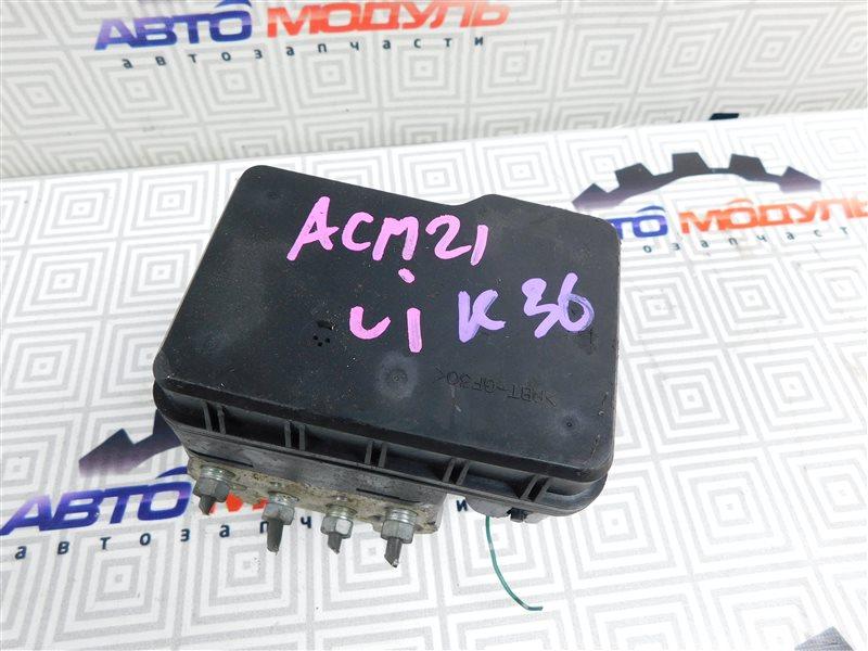 Блок abs Toyota Ipsum ACM21-0053493 2AZ-FE 2005