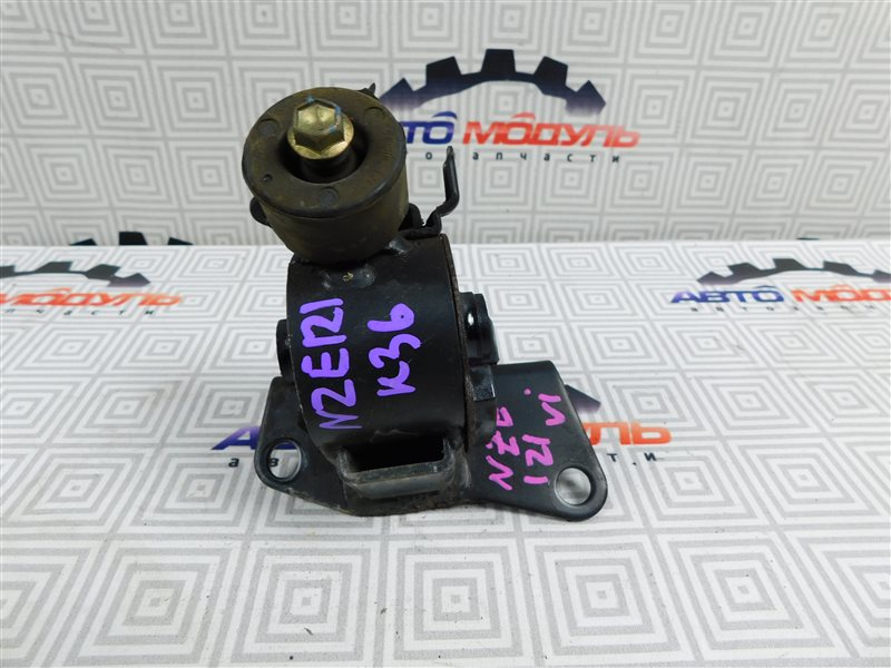 Подушка двигателя Toyota Corolla Runx NZE121-5020454 1NZ-FE 2002 левая