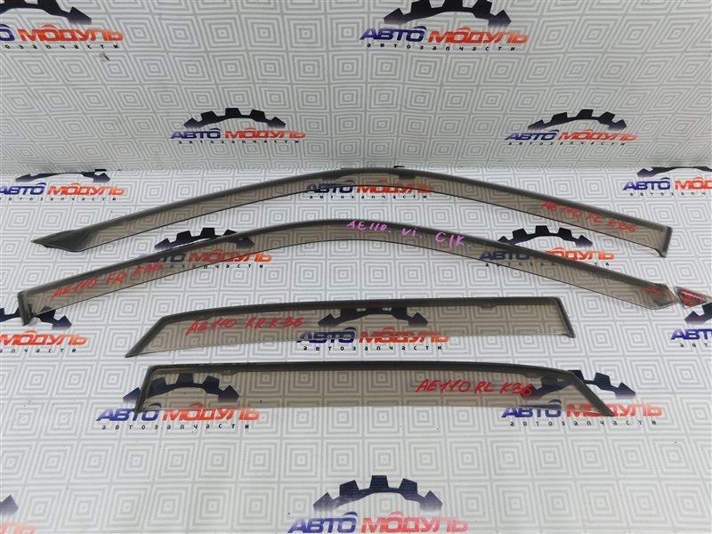 Ветровики Toyota Sprinter AE110-3016653 5A-FE 1999