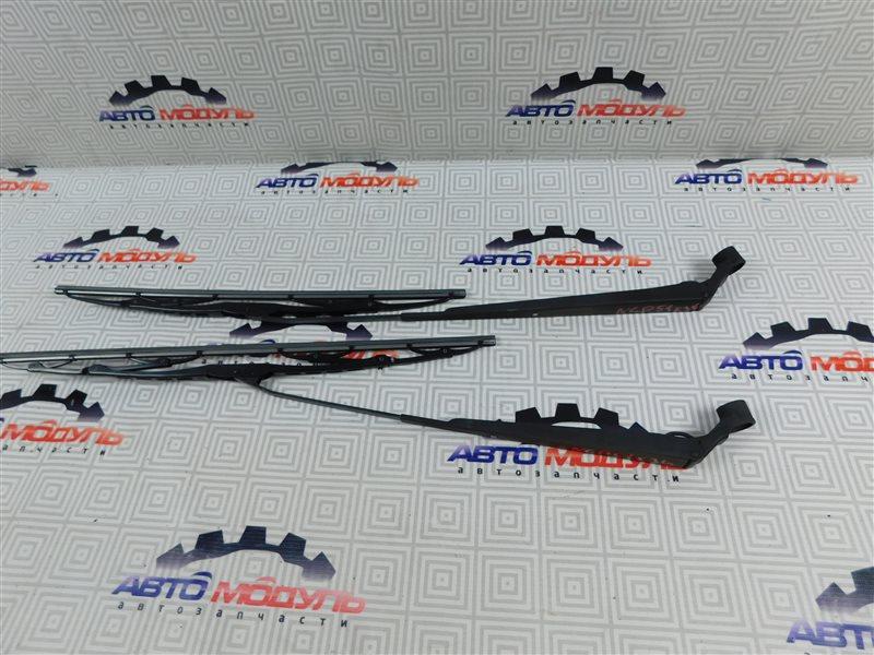 Дворник Toyota Probox NCP51-0259558 1NZ-FE 2011 передний