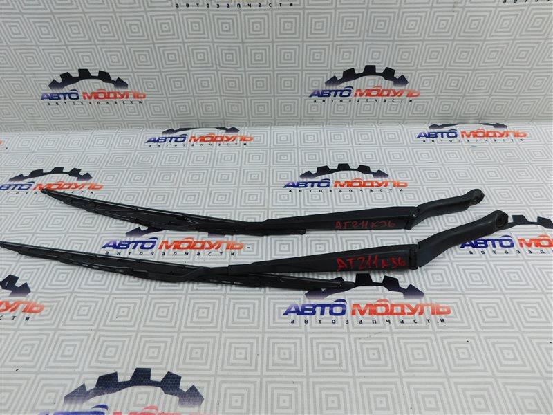 Дворник Toyota Carina AT211-6065783 7A-FE 2000 передний