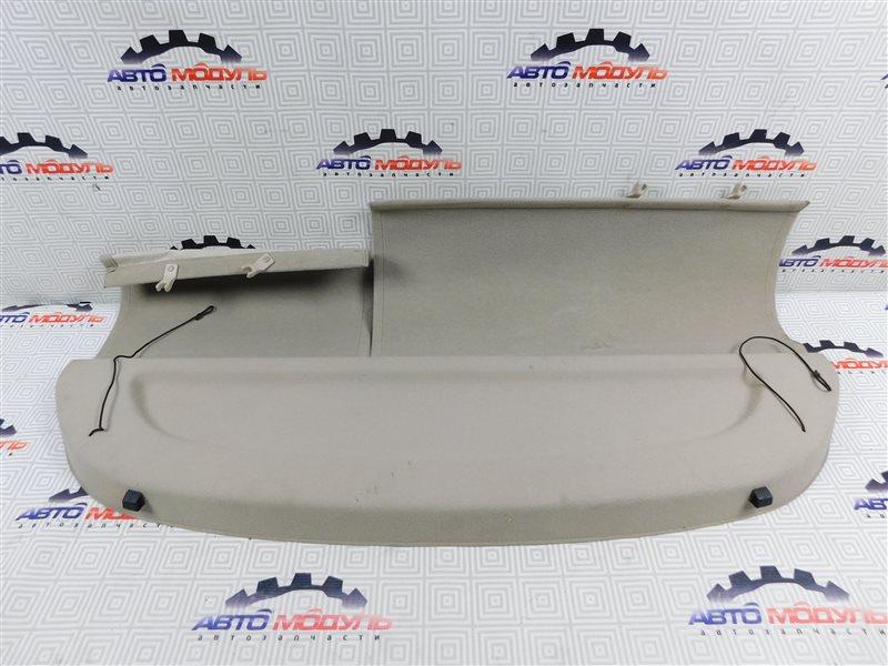 Полка багажника Toyota Corolla Runx NZE121-5020454 1NZ-FE 2002