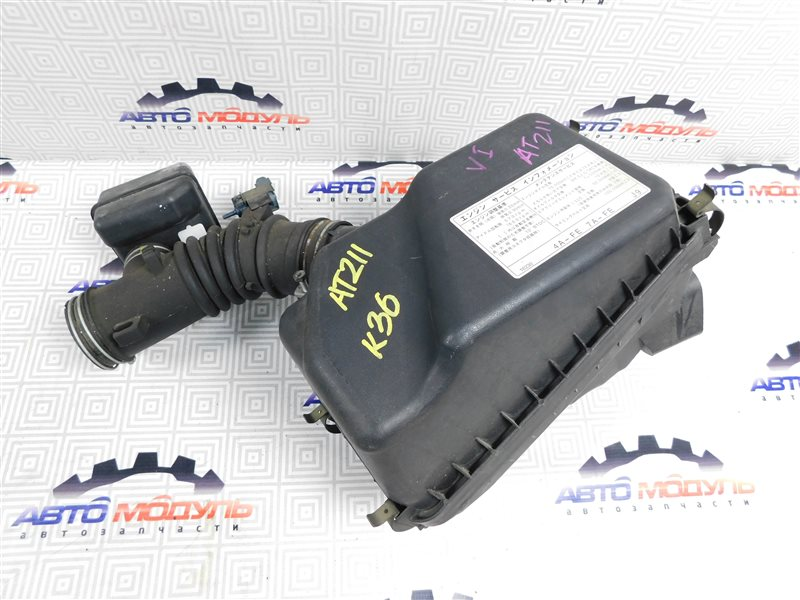 Корпус воздушного фильтра Toyota Carina AT211-6065783 7A-FE 2000