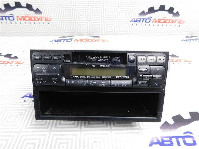 Магнитофон Toyota Corolla Levin AE110-5045736 5A-FE 1996