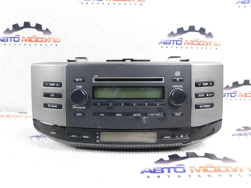 Блок управления климат-контролем Toyota Mark X GRX120-0069636 4GR-FSE 2006