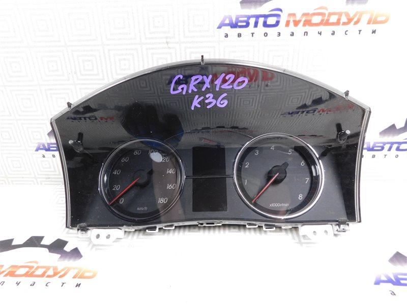 Панель приборов Toyota Mark X GRX120-0069636 4GR-FSE 2006